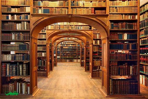 کتابخانه Oberlausitzische، گرلیتز، آلمان